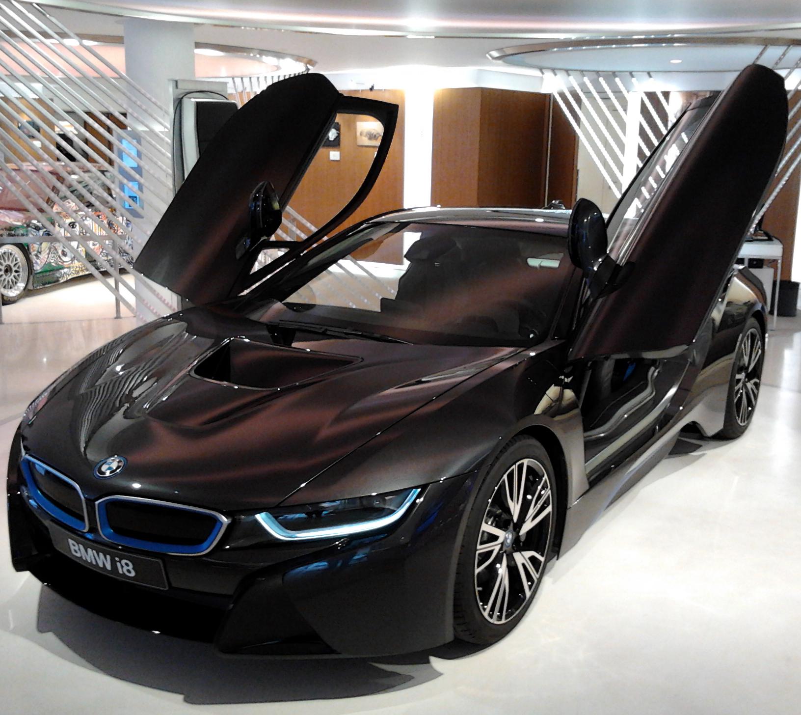 Bmw I8: BMW_i8