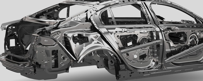 aluminum bodies and frames the future of the auto industry