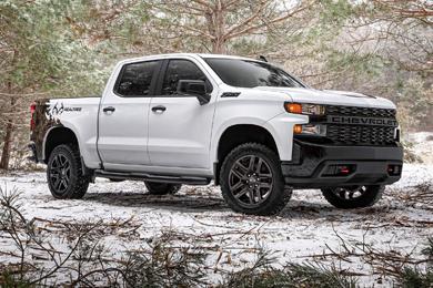 2021-Chevrolet-Silverado-Overview